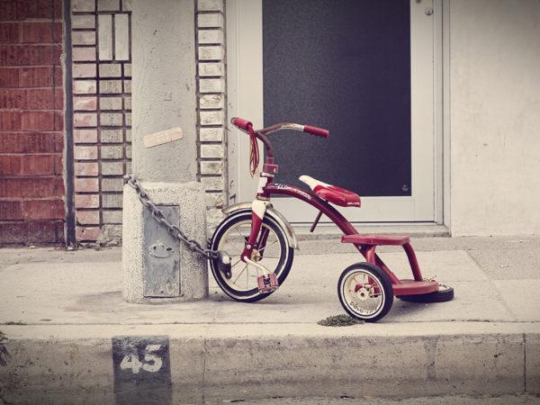 Vintage Kids Bike